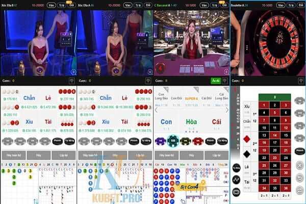 sảnh ku casino trực tuyến
