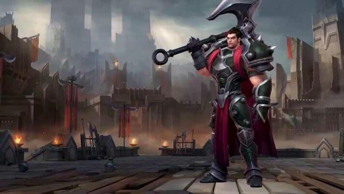 Cách chơi Darius